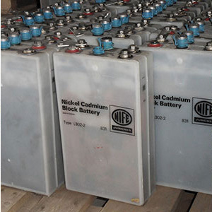 Recycling von Ni-Cd Batterien